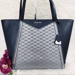 ‼️PRICE FIRM‼️ NWT Michael Kors Whitney Tote
